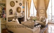 Musigny Paris Perfect Apartment Living Room