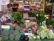 Fresh Fruit and Vegetables 5th Arrondissement Paris