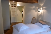 King Size Bedroom - Paris Holiday Rental