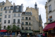 Charming Square in Latin Quarter