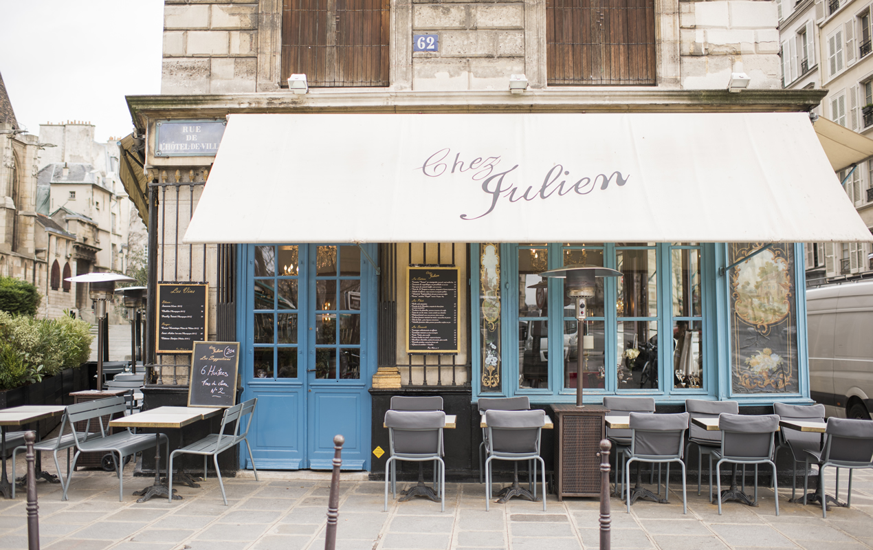 Enjoy the local bistros and brasseries as the locals do