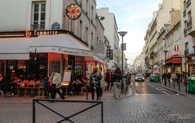 Best shopping streets in paris where to shop in paris - Rue du commerce aspirateur ...