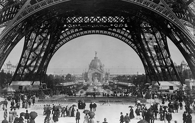 a description and history of the eiffel tower Designed by gustave eiffel and morris koechlin, the tower the life of gustave eiffel, description of the eiffel tower history etc because eiffel tower is.