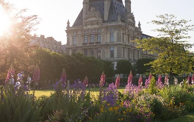 gardens parks - Tuileries Garden