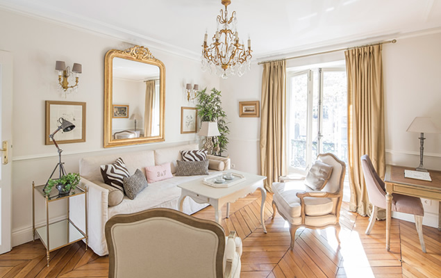 Fractional Paris Apartment