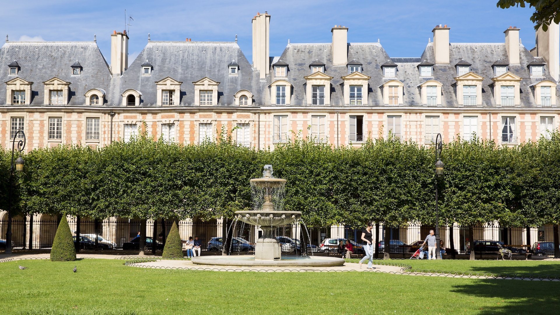 The 3rd & 4th Arrondissement - Le Marais