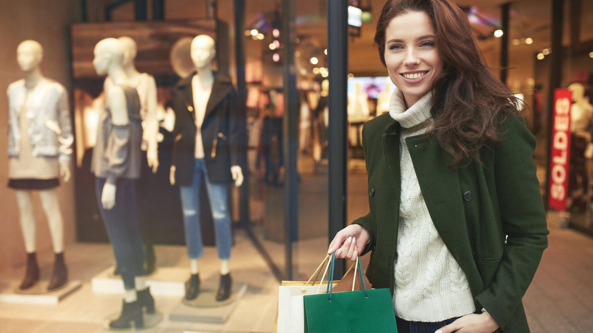 e78deafc95 Shopping in Paris