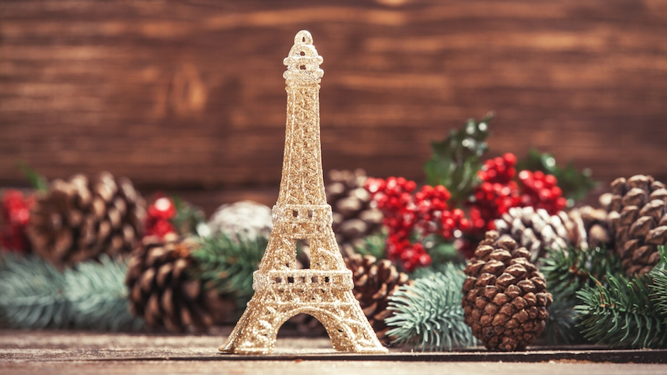 What's On in Paris in December