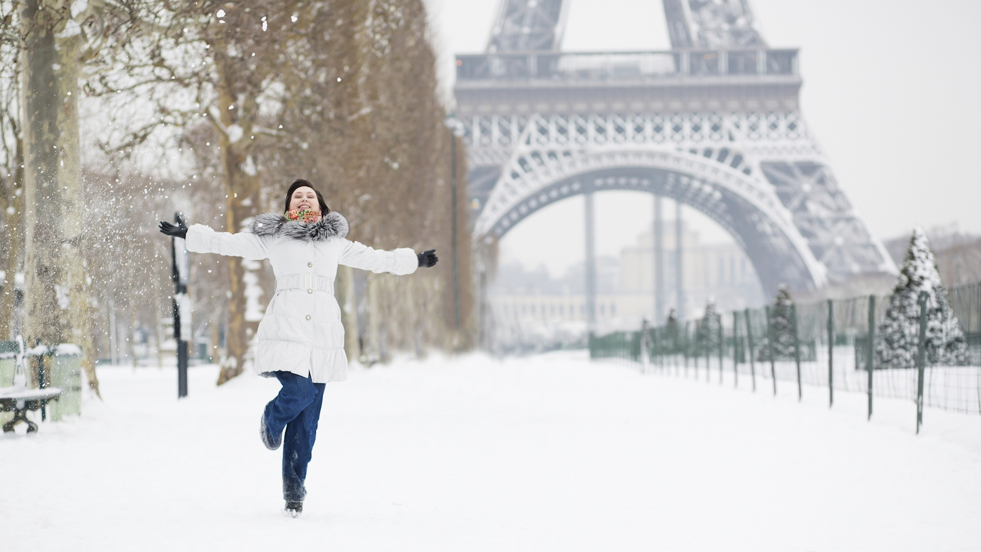 Winter in Paris Package