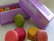 Personalized Chocolate or Macaron for Your Loved One