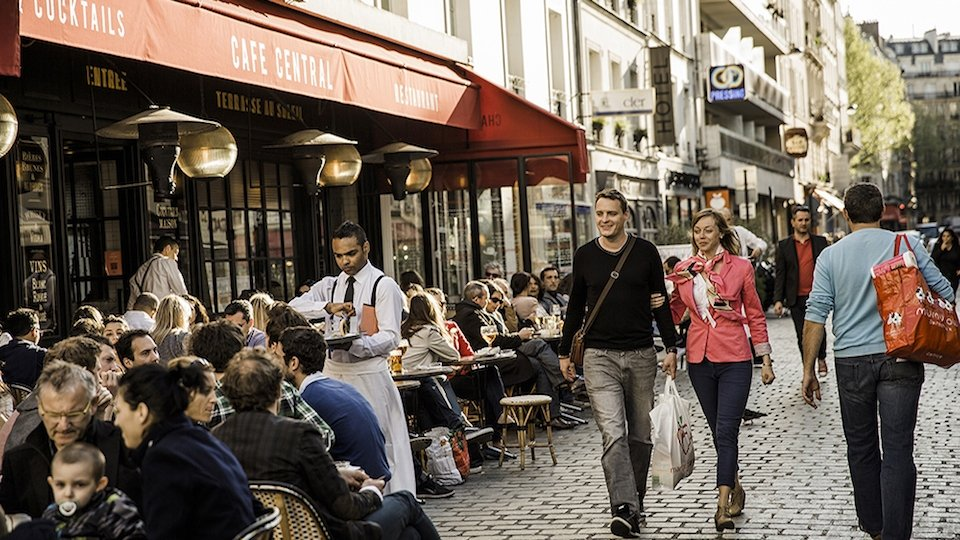Best Paris Neighborhoods