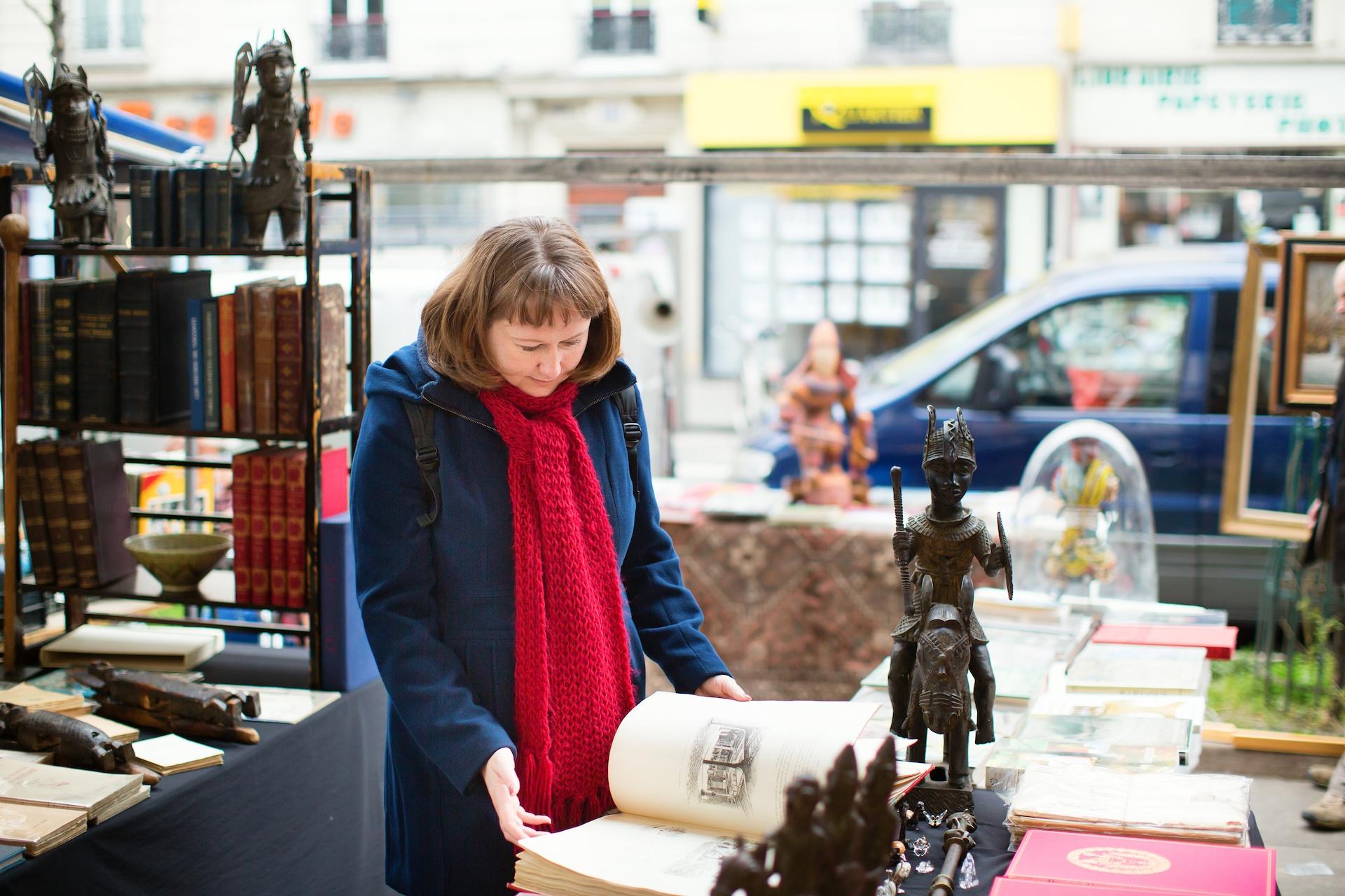 Flea Markets in Paris Package