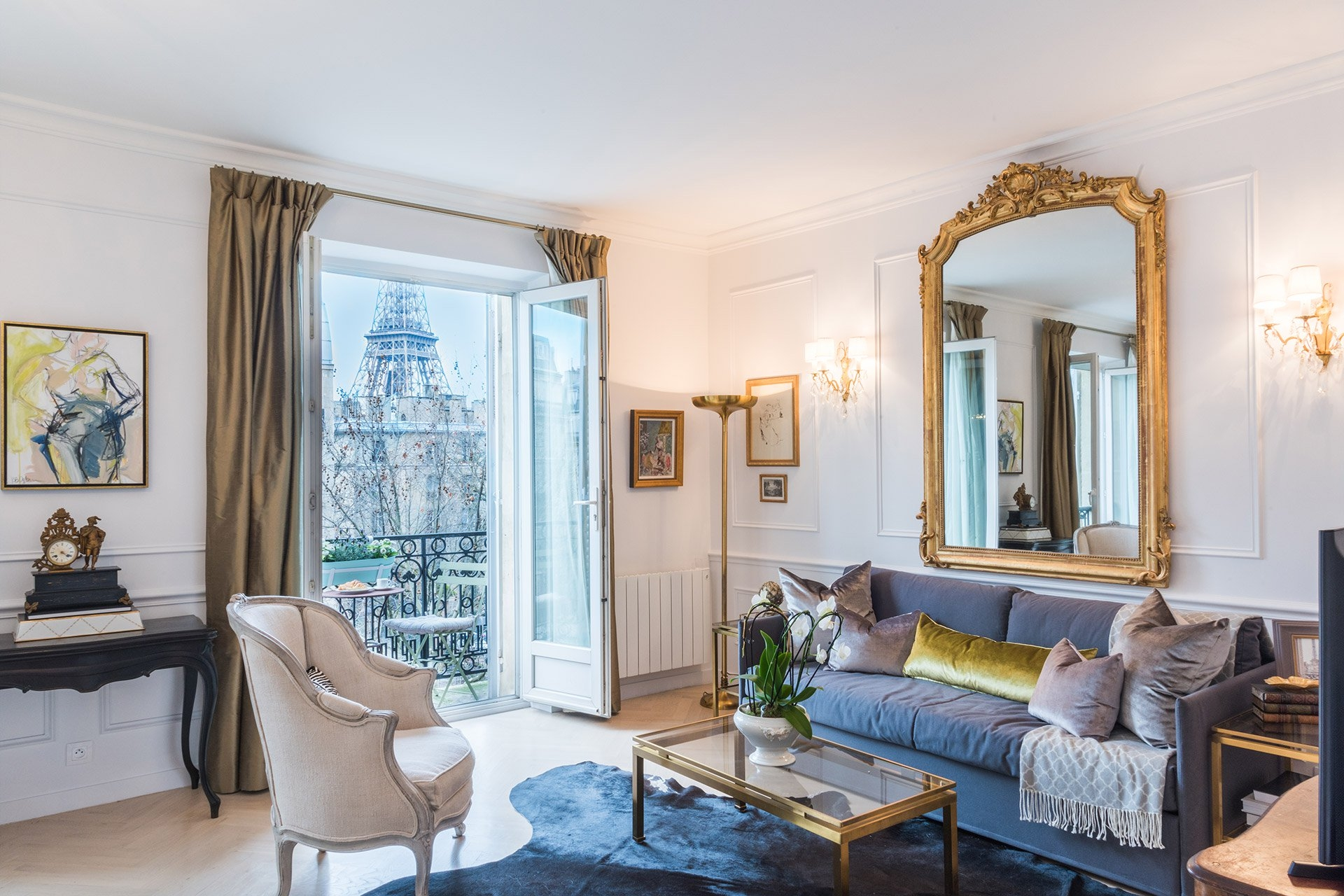 Paris Apartments for Sale