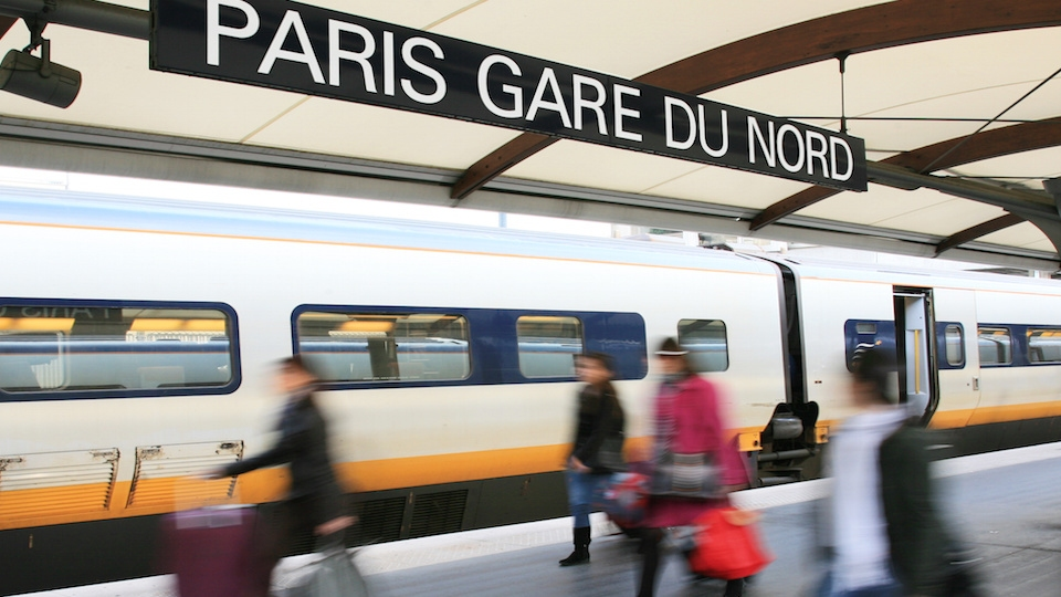 major train stations paris france gare du nord eurostar. Black Bedroom Furniture Sets. Home Design Ideas