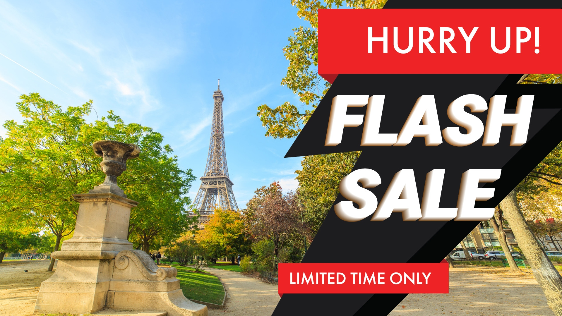 Save Up To 40% With Our Last-Minute Flash Sale
