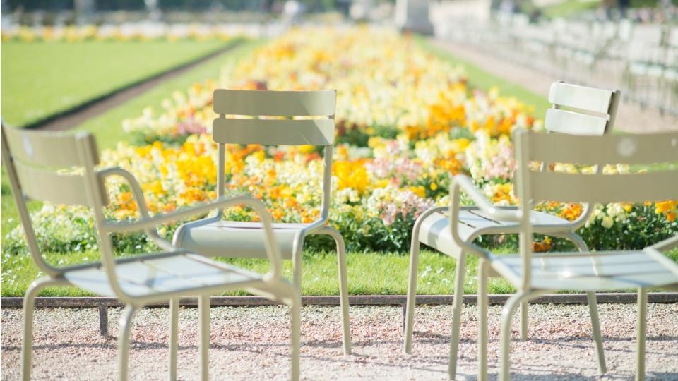 Paris Parks & Gardens