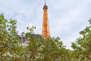 2 Bedroom Eiffel Tower Apartment Rental - Paris Perfect