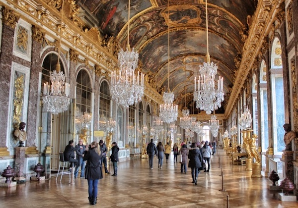 Versailles Palace Small Group Tour