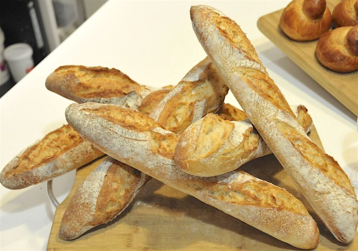 French Bread Making Cooking Class