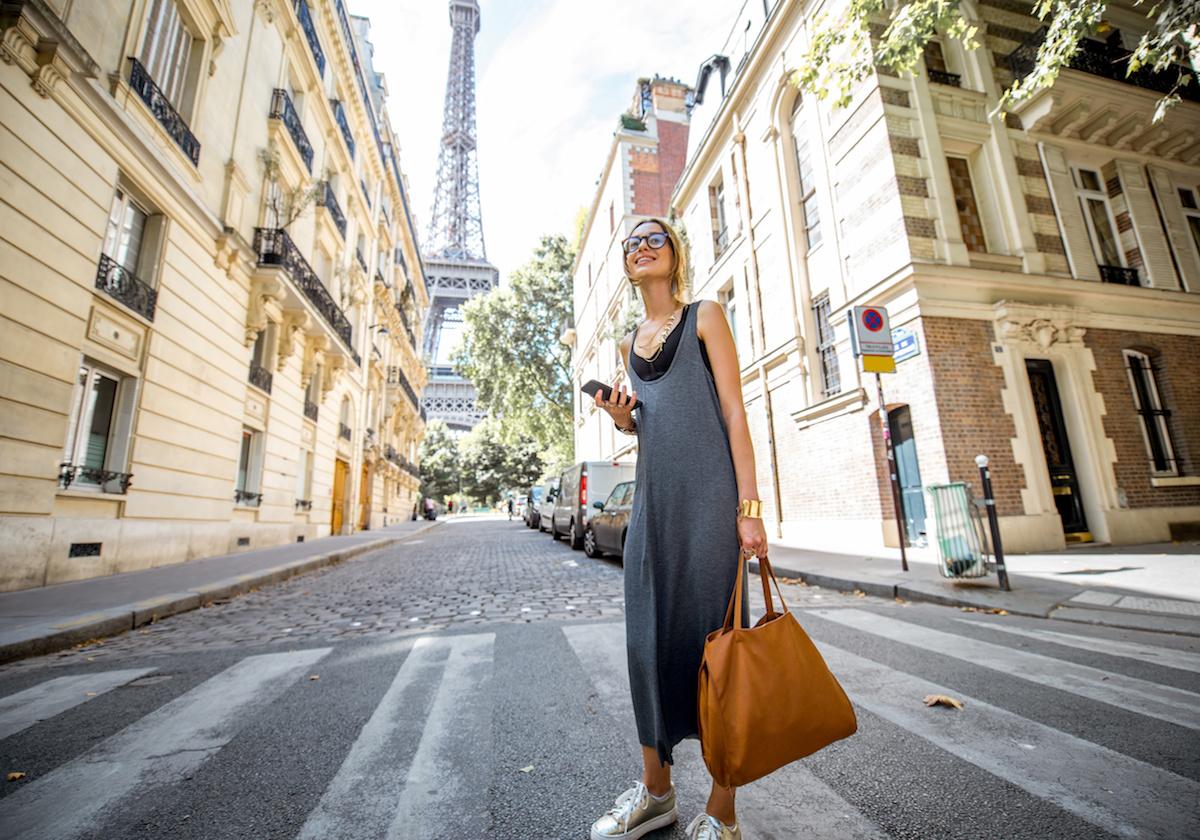 Classic Paris Shopping Tour