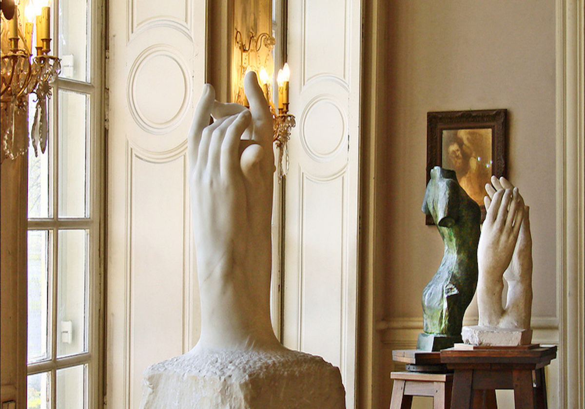 Rodin Museum & Gardens Private Tour