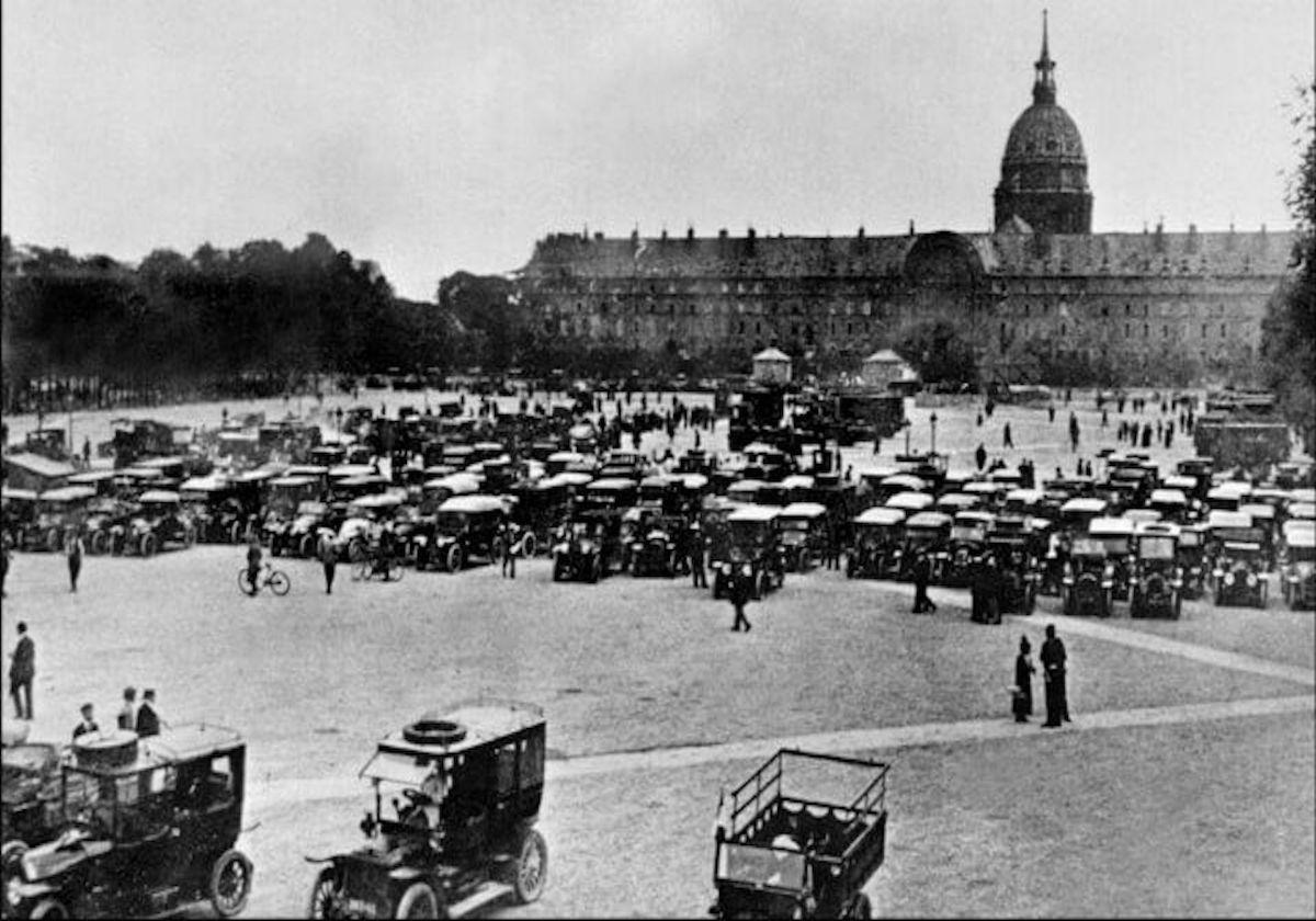 Paris During WWI Walking Tour