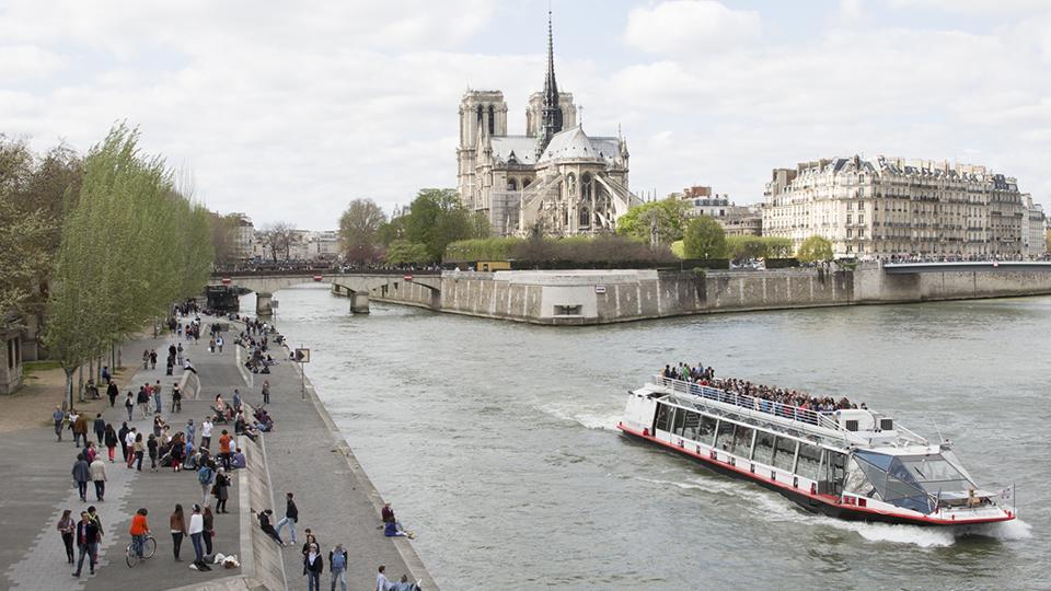 Seine River Cruises in Paris