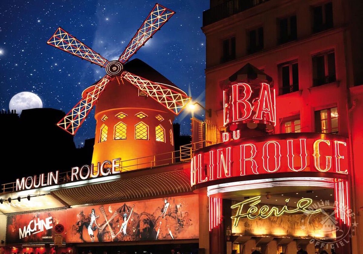 Moulin Rouge Cabaret Show