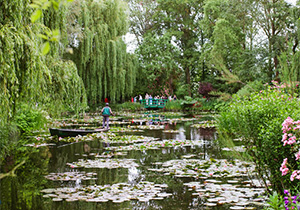 Monet's Gardens Bike Tour