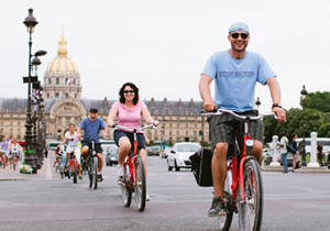 Paris Day Bike Tour - 10:30am