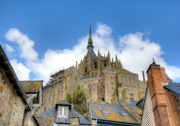 Guided Excursion to Mont Saint Michel from Paris