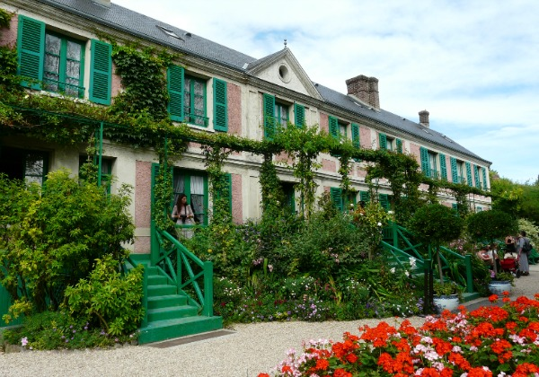 Small Group tour to Giverny: Claude Monet's House and Gardens