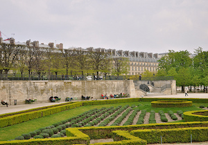 Gardens of Paris Walking Tour