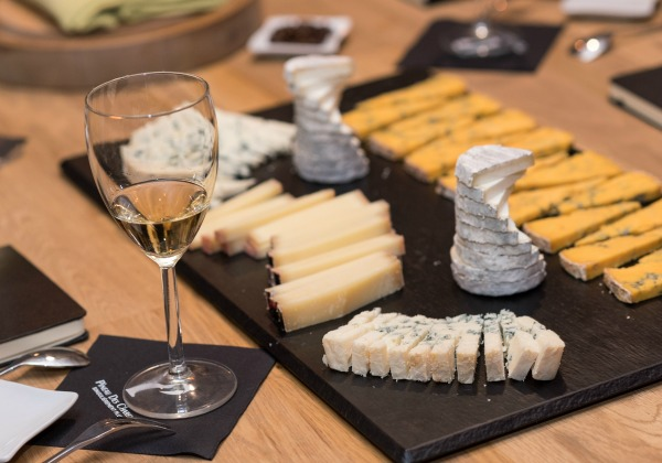 Guided Cheese and Wine Tastings/Pairings