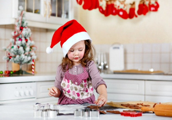 Christmas Family Baking Class