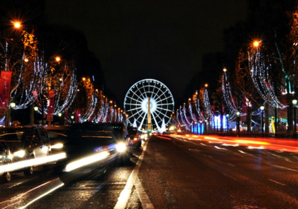 Paris Christmas Sightseeing Tour
