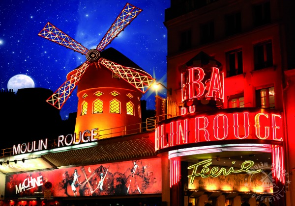 Moulin Rouge New Year's Eve Show