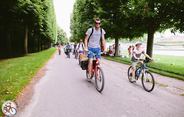 versailles bike tour paris perfect. Black Bedroom Furniture Sets. Home Design Ideas