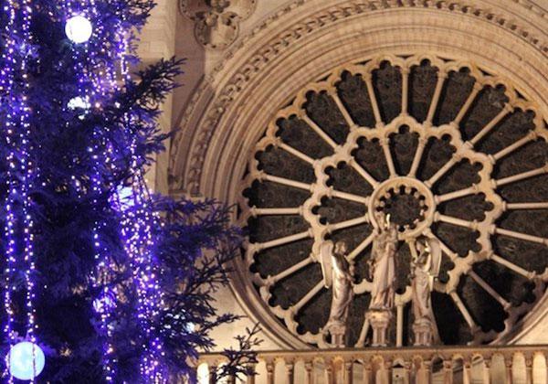 Sainte Chapelle, Notre Dame & Christmas Market Tour