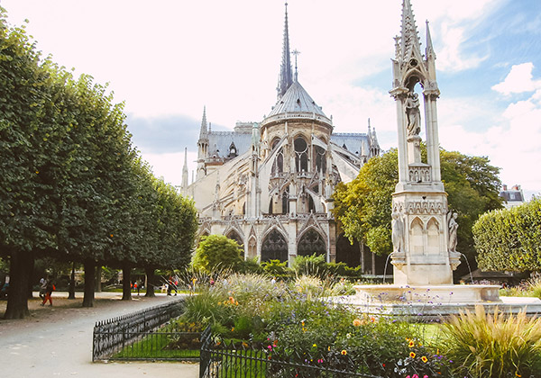 Notre Dame & Latin Quarter Walking Tour
