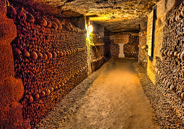 Private Tour of the Catacombs